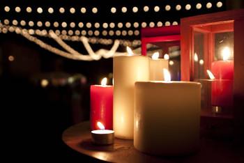 Candelara - festa delle candele