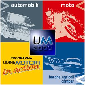 Logo di Udine Motori