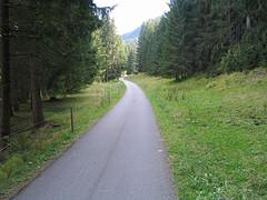 la pista S. Candido - Lienz