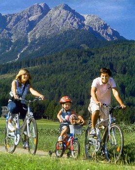 in bici da S. Candido a Lienz